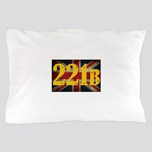 221B Flag Pillow Case