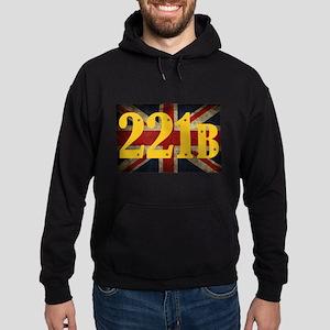 221B Flag Hoodie