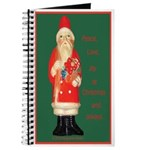 Father Christmas Journal
