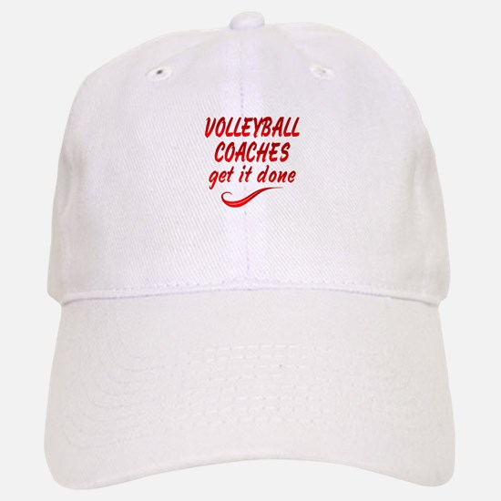 Volleyball Coaches Baseball Baseball Cap