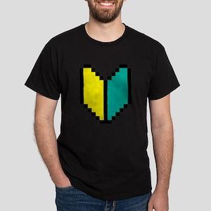 Pixel Wakaba / Shoshinsha Mark T-Shirt