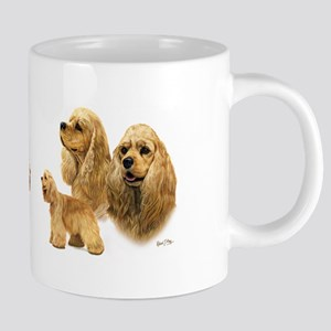 Cocker Spaniel (American) Mugs