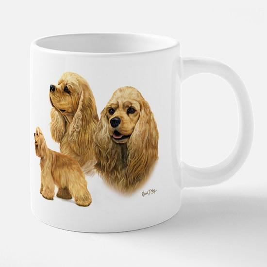 Cocker Spaniel (American) Mugs