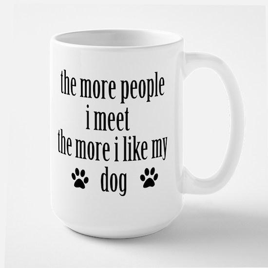 Funny Designs Large Mug