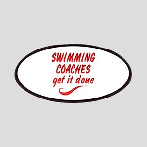 Swimming Coaches Patches