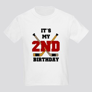 Hockey 2nd Birthday T-Shirt
