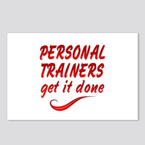 Personal Trainers Postcards (Package of 8)