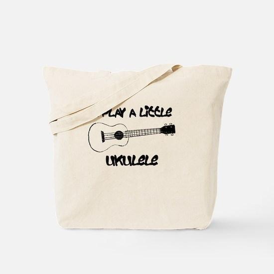 Little Ukulele Tote Bag