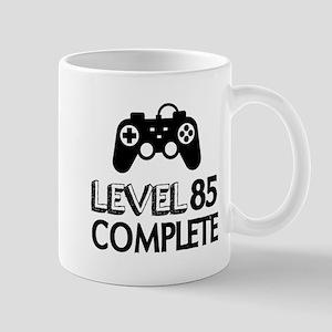 Level 85 Complete Birthday Desig 11 oz Ceramic Mug