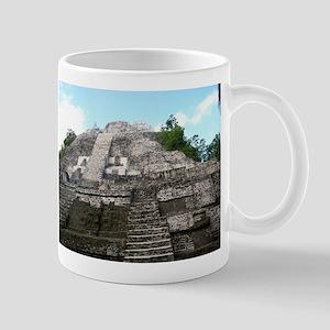 "Ancient Mayan Ruins ""Lumanai"" in Belize Mug"