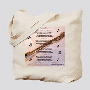 Melodic Token Tote Bag