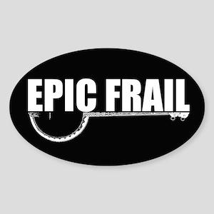 Epic Frail Sticker
