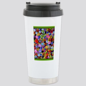 all the berries in the kitchen Travel Mug