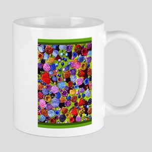 all the berries in the kitchen Mug