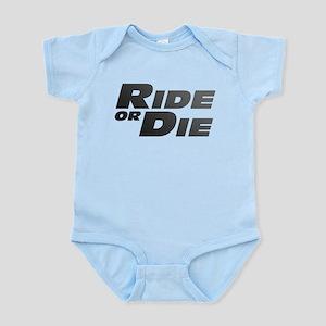 Ride or Die Body Suit