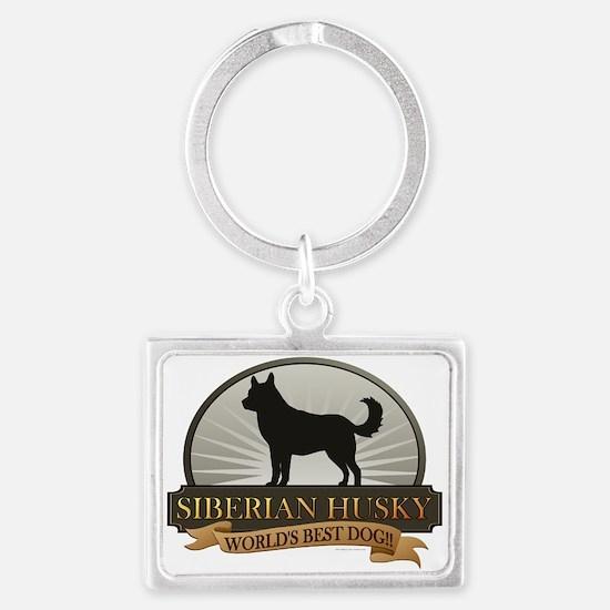 Worlds Best Dog Keychains