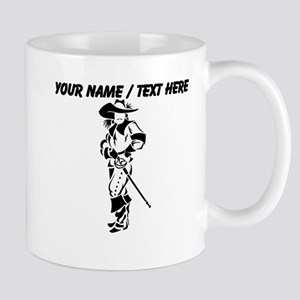 Custom Musketeer Mug