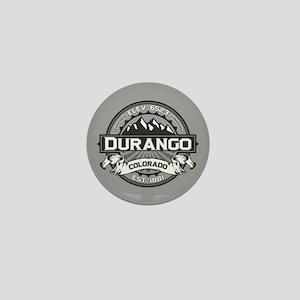 Durango Grey Mini Button