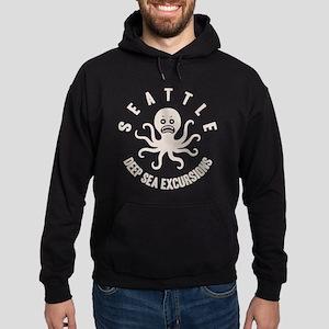 Deep Sea Seattle Hoodie (dark)