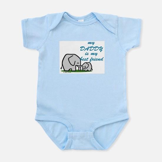 My Daddy (9) Infant Bodysuit