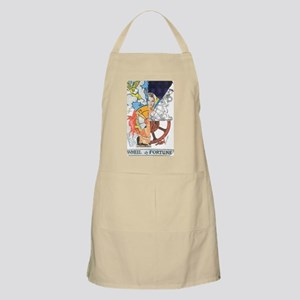 Wheel of Fortune Tarot Apron