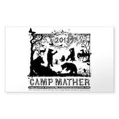 Camp Mather Matter, save the dam Decal