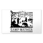 Camp Mather Matter, save the dam Sticker