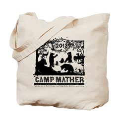 Camp Mather Matter, save the dam Tote Bag