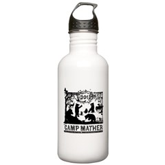 Camp Mather Matter, save the dam Water Bottle