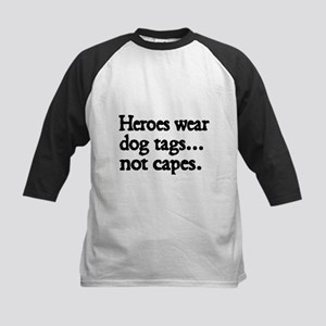 Heroes wear dog tags Baseball Jersey