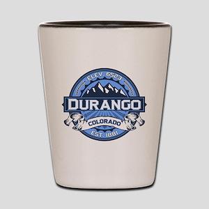 Durango Blue Shot Glass