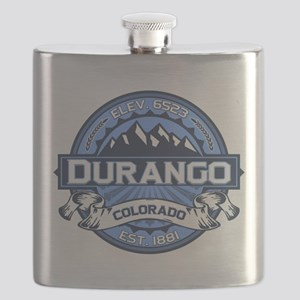 Durango Blue Flask