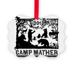Camp Mather Matters Picture Ornament