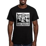 Camp Mather Matters Men's Fitted T-Shirt (dark)