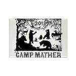 Camp Mather Matters Rectangle Magnet