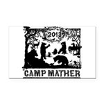 Camp Mather Matters Rectangle Car Magnet