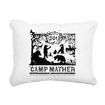 Camp Mather Matters Rectangular Canvas Pillow
