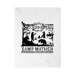 Camp Mather Matters Twin Duvet