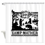 Camp Mather Matters Shower Curtain
