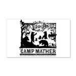 Camp Mather Matters 20x12 Wall Decal