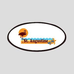 St. Augustine - Beach Design. Patches