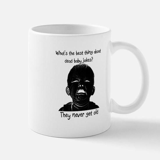 Dead Baby Jokes Mug