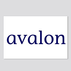 Avalon Postcards (Package of 8)