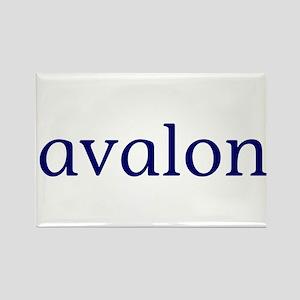 Avalon Rectangle Magnet