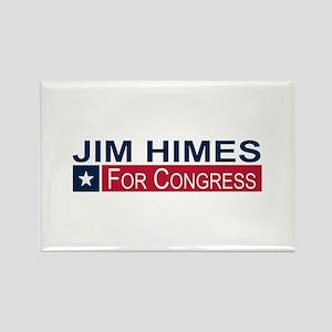 Elect Jim Himes Rectangle Magnet