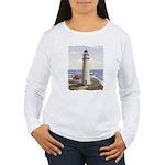 Portland Headlight Women's Long Sleeve T-Shirt