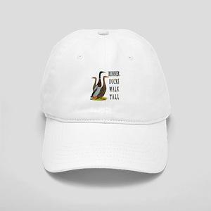 Runner Ducks Walk Tall Baseball Cap