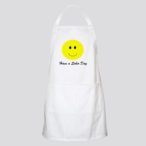 Have a sober day t-shirts & more BBQ Apron