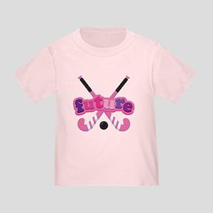 Future Field Hockey Player T-Shirt