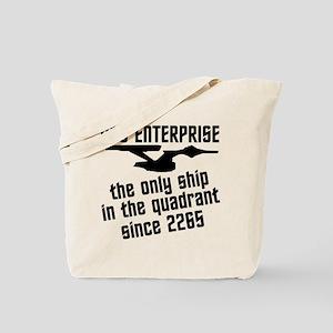 Funny Star Trek Tote Bag